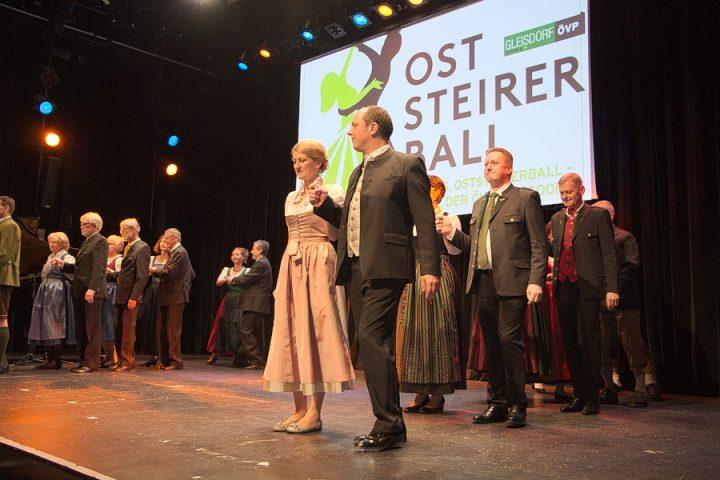 45. Oststeirerball 2018