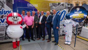KFV Graz – Gleisdorf wird für seine Verkehrssicherheit ausgezeichnet
