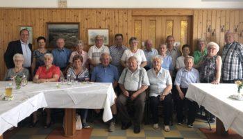 Feier des Seniorenbundes Ungerdorf-Labuch