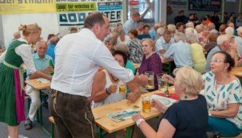 1. ÖVP Senioren-Sommerfest in Nitscha